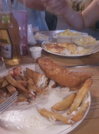 The Haywagon Restaurant: Fish & Chips