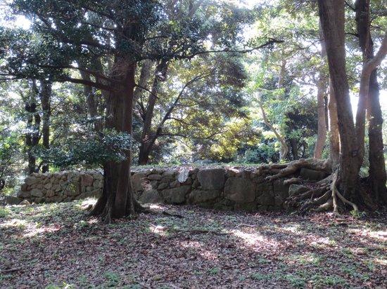 Kama Masutomi Castle Narure Park