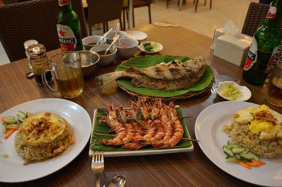 New Dinar Seafood