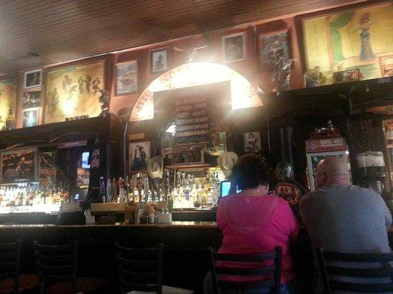 Big Nose Kates Saloon: Antique Bar