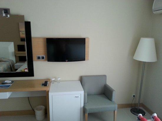 Ephesia Hotel : tv