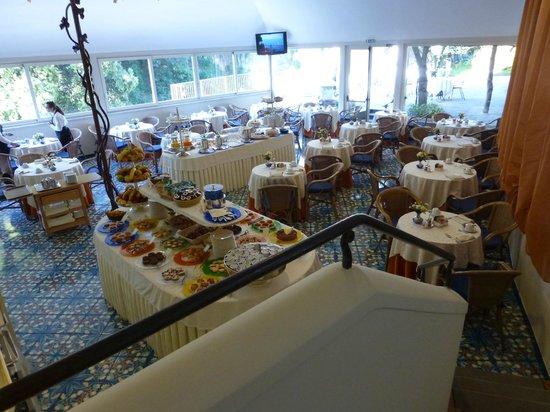Antiche Mura Hotel: Breakfast room