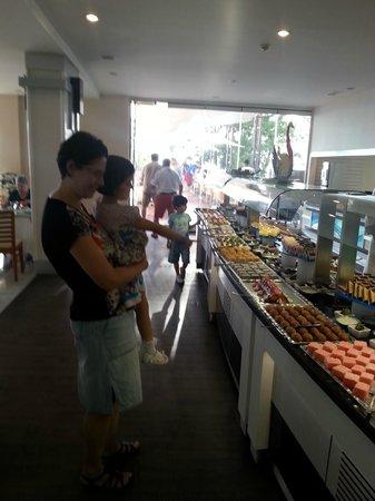 Ephesia Hotel : papa
