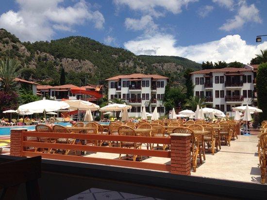 Alize Hotel: Dining area
