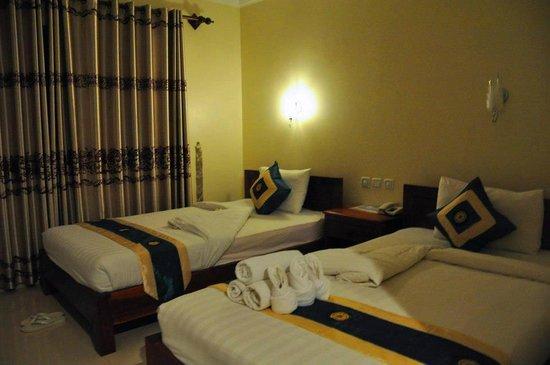 Gloria Angkor Hotel: room