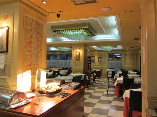 Hotel Mayorazgo: ресторан