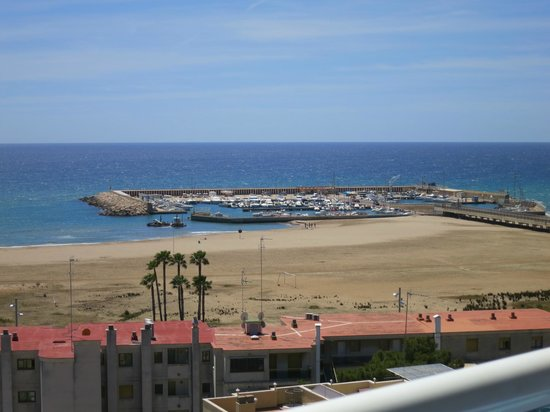 Hotel Natura Park: Vue du balcon...