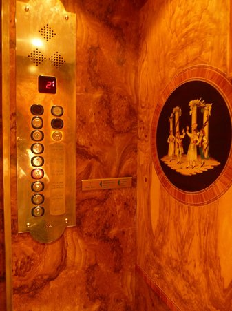 Antiche Mura Hotel : Even the lift is stunning!