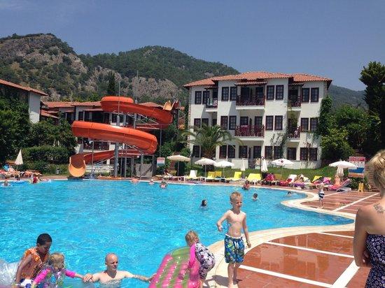 Alize Hotel: Lovely hotel