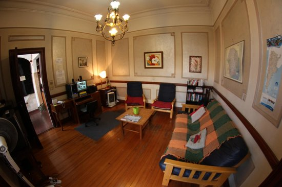 Republica San Telmo: Hotel living room