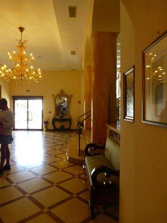 Antiche Mura Hotel : Entrance Hall