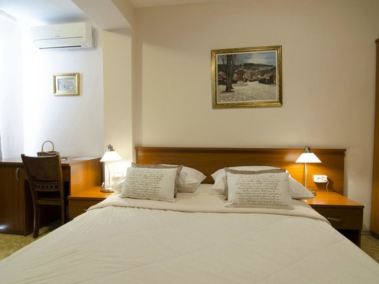 Pansion Harmony: Double room