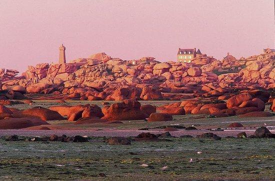 Chambres D'hotes Saint Yves : côte de granit rose