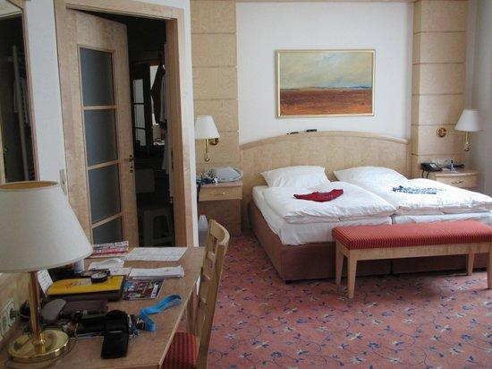 Ringhotel Weisser Hirsch : Hotel Weißer Hirsch, Komfortzimmer