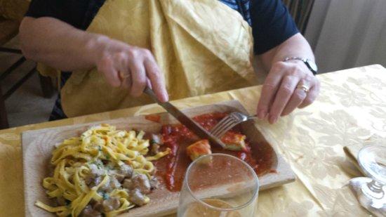 Ristorante PERSI: Bis di primo piatto