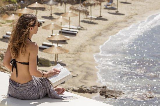 Casa del Mar Mykonos Seaside Resort: Master Villa