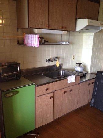 Kaiyu : Kitchen