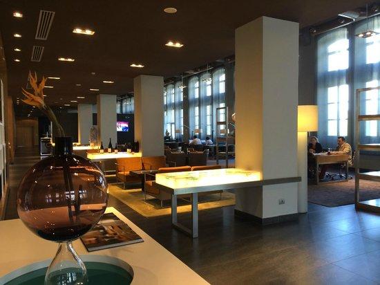 AC Hotel Torino : breakfast area