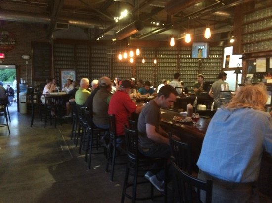 Greenbush Brewing Co.: AMAZING ATMOSPHERE