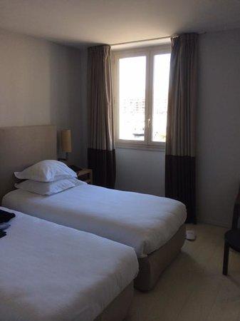 Grand Tonic Hotel Vieux Port: Bedroom