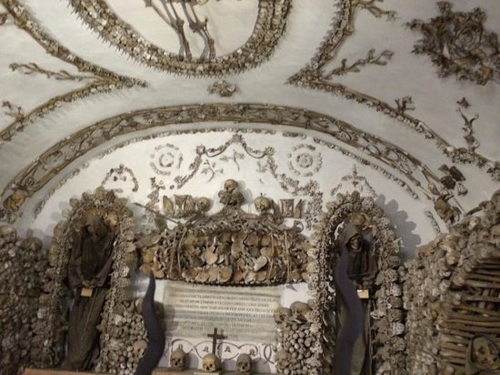 Museum and Crypt of Capuchins : crypts