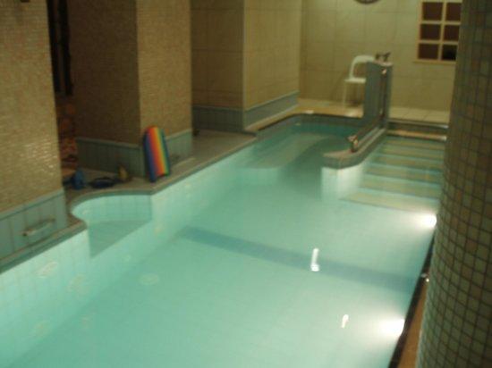 Kentrikon Hotel and Spa : Внутренний бассейн