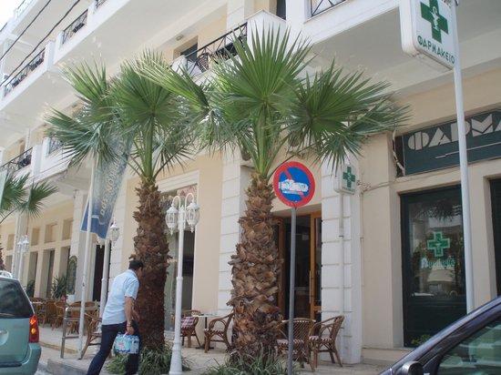Kentrikon Hotel and Spa: Отель