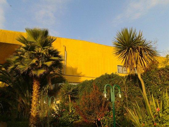 Rosa Agustina Club Resort & Spa : Edificio principal