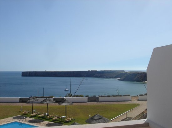 Pousada Sagres : the view from the room