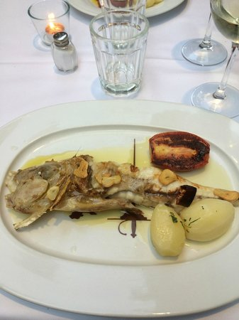 La Taberna del Capitan Alatriste: heerlijke vis