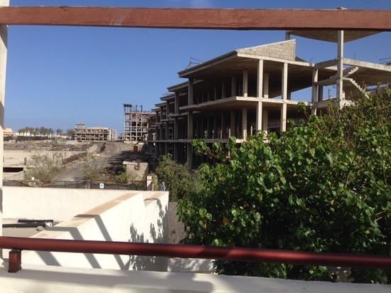 Suite Hotel Atlantis Fuerteventura Resort: vue de la chambre