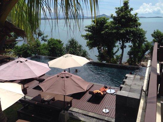 The Kala Samui : Pool view