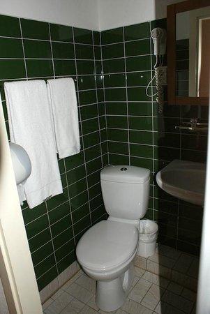 Aalborg Hotel Amsterdam: Bathroom