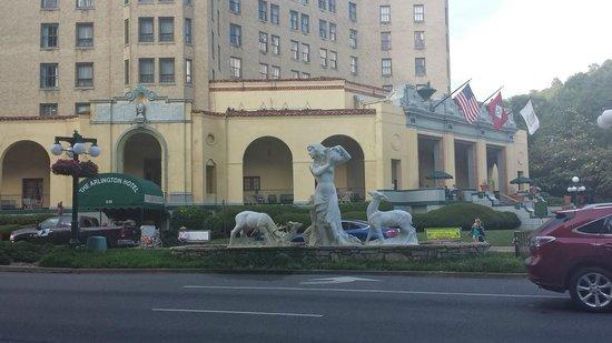 Arlington Resort Hotel & Spa: Nice