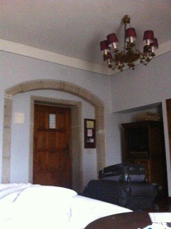 Parador Hostal Dos Reis Catolicos : Room