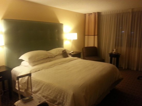 Sheraton Miami Airport Hotel & Executive Meeting Center: Quarto 307