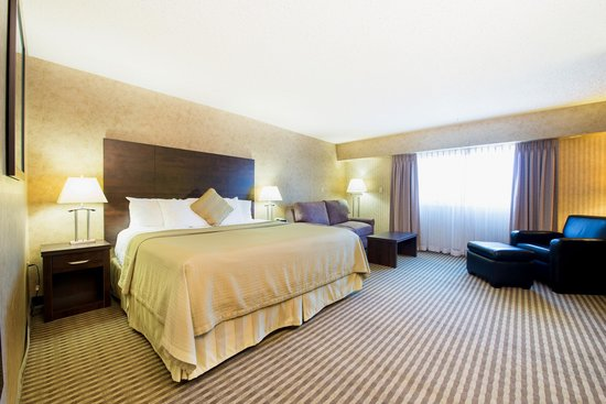 Victoria Inn Hotel & Convention Centre: Executive King Rooms