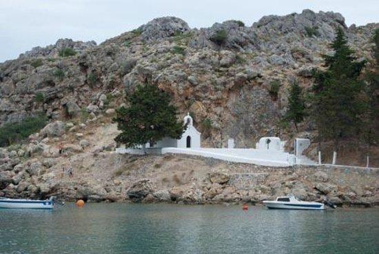 St Pauls Bay : chiesa