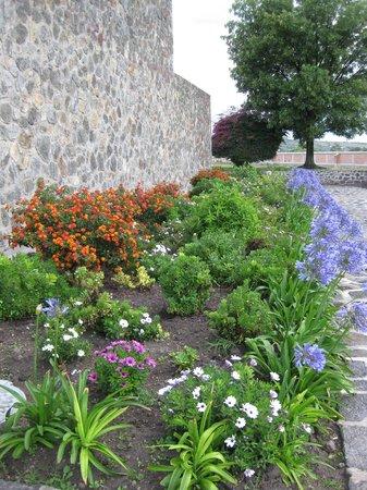Hacienda Cantalagua: Los jardines son hermosos