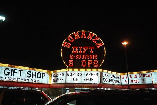 Bonanza Gifts (World's Largest Gift Shop) : 店舗外観