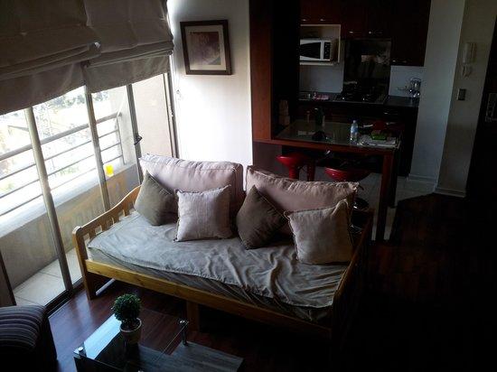 Amistar Apart-Hotel: Apartment
