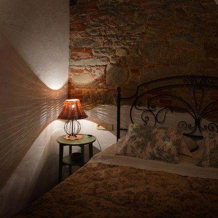 Ventena Vecchia - Antico Frantoio: Schlafen