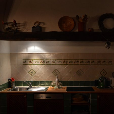 Ventena Vecchia - Antico Frantoio: Küche