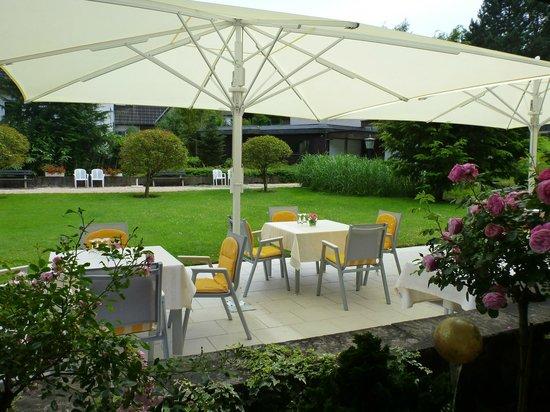 Romantik Waldhotel Mangold : Mangold's im Park
