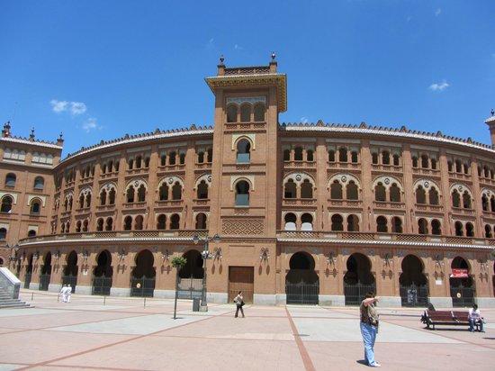 Plaza de Toros las Ventas: арена