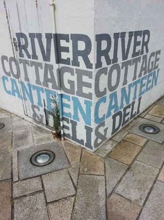 River Cottage Canteen & Deli: River Cottage RWY Plymouth