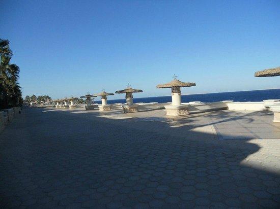 Citadel Azur Resort : территория