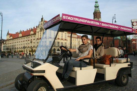 Best City Tours: ekologicznie, przyjemnie i bezpiecznie:)