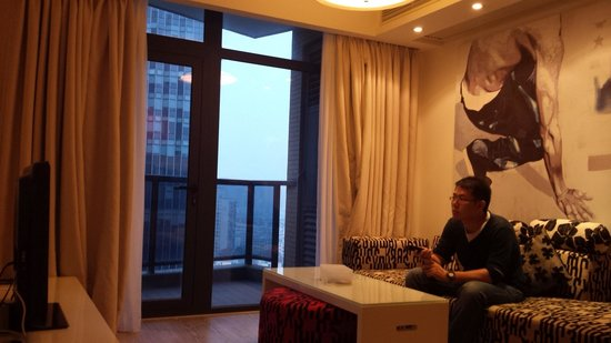 Modena By Fraser Putuo Shanghai: Living room