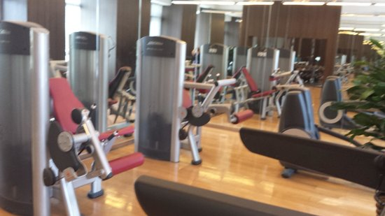 Modena By Fraser Putuo Shanghai: Gym
